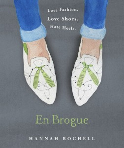 En Brogue – for lovers of flat shoes