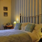 Best bed and breakfast - The Old Rectory of St James Jane bedroom