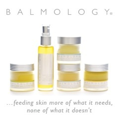 Balmology luxurious skincare ad