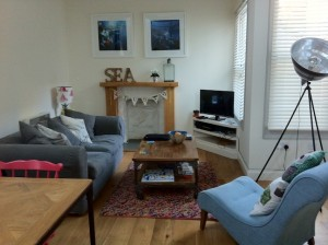 Cornish holiday cottages - The Studio, St Ives