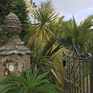Ednovean Farm garden gate