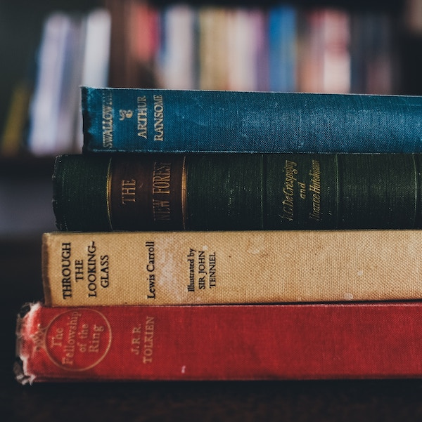 Books - how to clear your parents house
