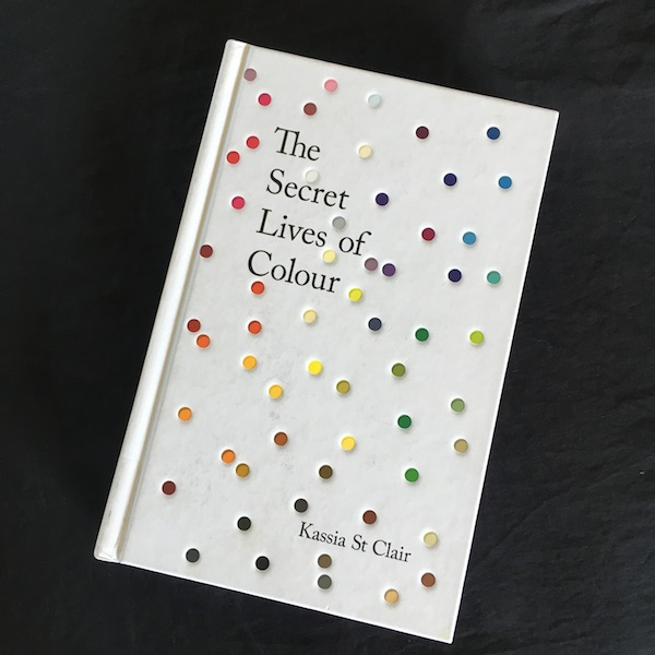 The Secret Lives of Colour - front cover