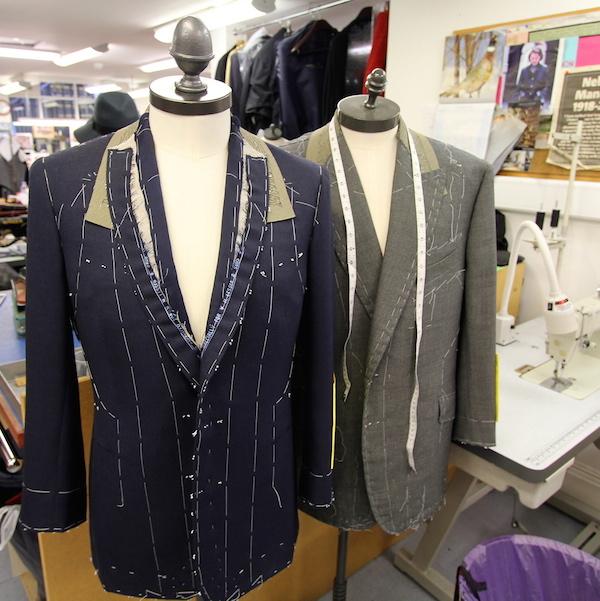 Savile Row tour - tailoring