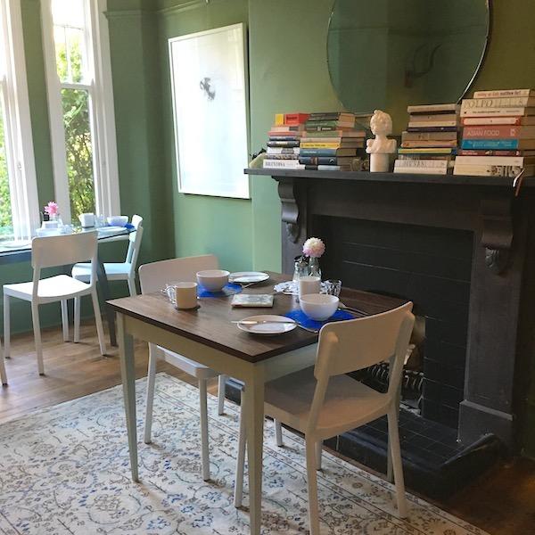 Venton Vean dining room