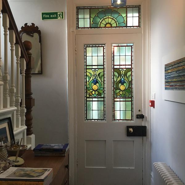 Venton Vean front door