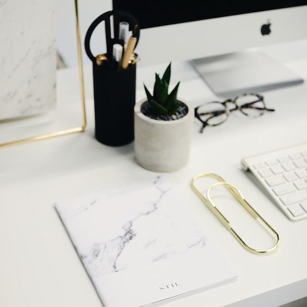 Social media on your own terms - desk
