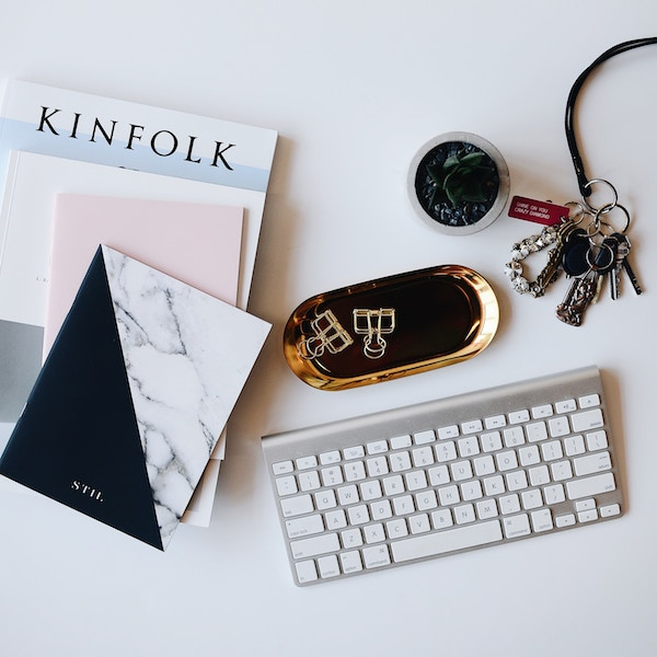 Social media on your own terms - keyboard