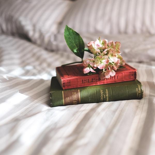Convalescent bookworm