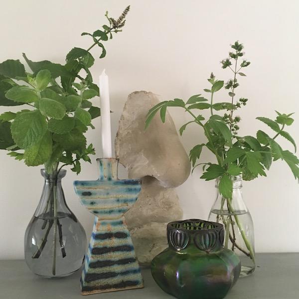 Late summer - herbs