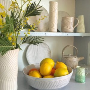 Tamsin John stoneware
